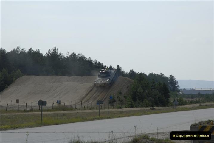 2011-07-27 Bovington Camp and tank range.  (8)249