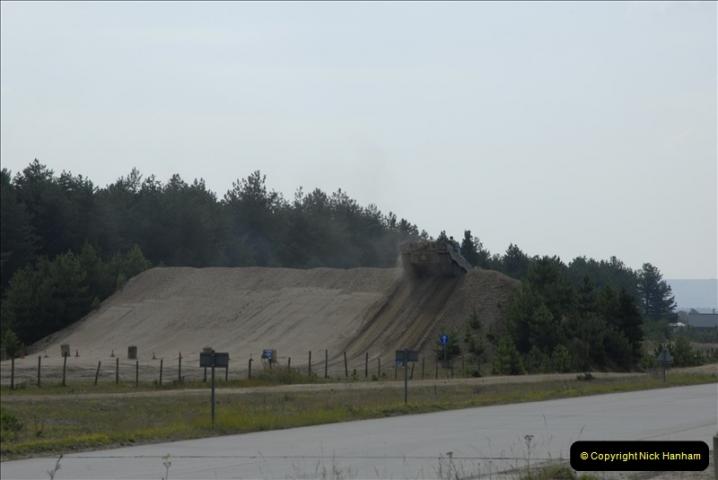 2011-07-27 Bovington Camp and tank range.  (9)250