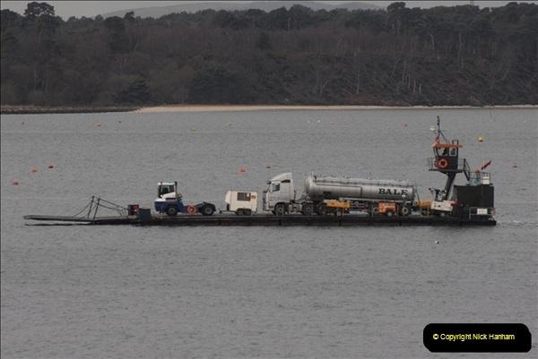 2011-02-28 The Barfleur Returns to Poole.  (3)003