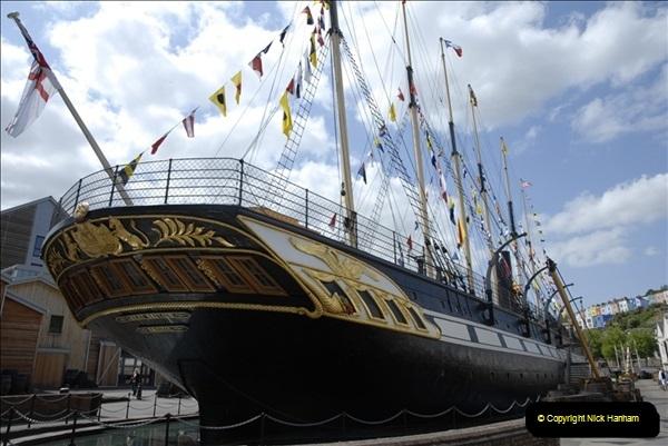 2011-05-19 Brunel's SS Great Britain @ Bristol (20)068
