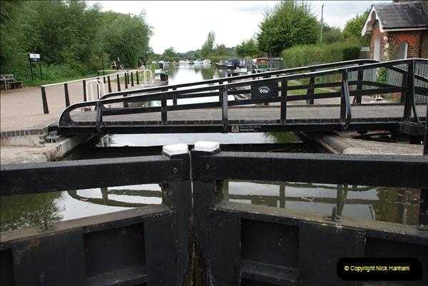 2011-08-06 The Lee Navigation, St. Margarets, Hertfordshire.  (12)208