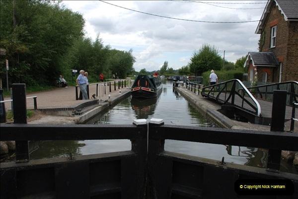 2011-08-06 The Lee Navigation, St. Margarets, Hertfordshire.  (26)222