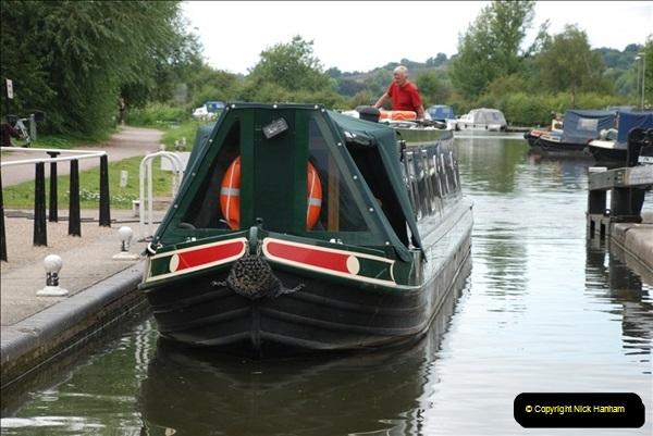 2011-08-06 The Lee Navigation, St. Margarets, Hertfordshire.  (27)223