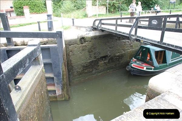 2011-08-06 The Lee Navigation, St. Margarets, Hertfordshire.  (36)232
