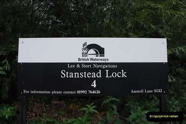 2011-08-06 The Lee Navigation, St. Margarets, Hertfordshire.  (41)237