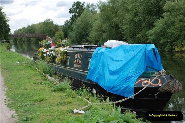 2011-08-06 The Lee Navigation, St. Margarets, Hertfordshire.  (52)248