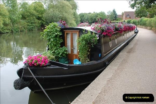 2011-08-06 The Lee Navigation, St. Margarets, Hertfordshire.  (8)204