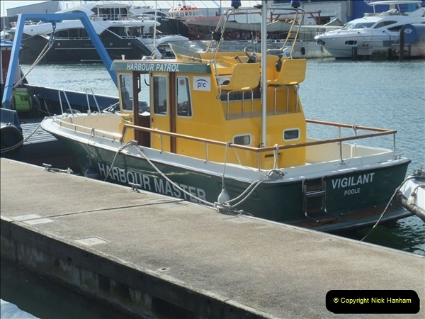 2011-08-13 Poole Quay, Poole, Dorset.  (16)297