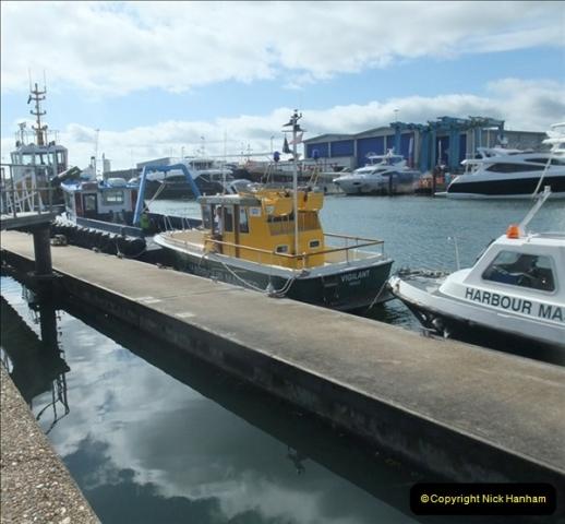 2011-08-13 Poole Quay, Poole, Dorset.  (18)299
