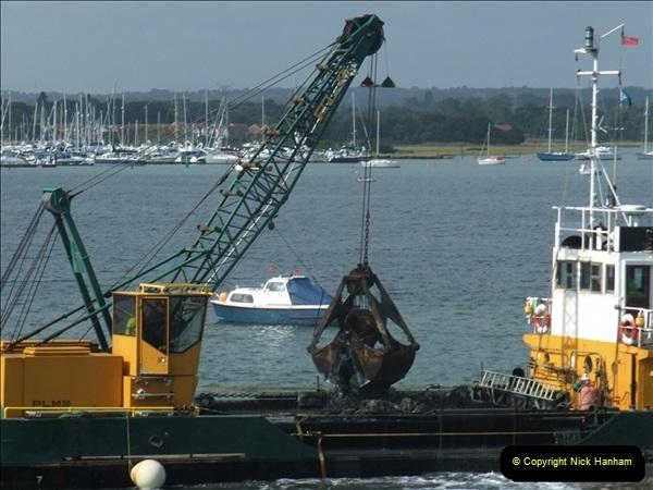2011-09-22 Poole Harbour, Poole, Dorset.  (12)322