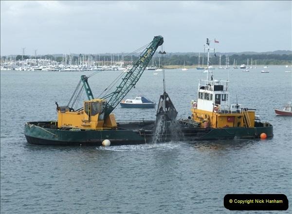 2011-09-22 Poole Harbour, Poole, Dorset.  (4)314