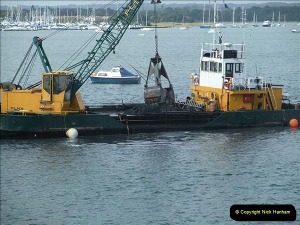 2011-09-22 Poole Harbour, Poole, Dorset.  (7)317