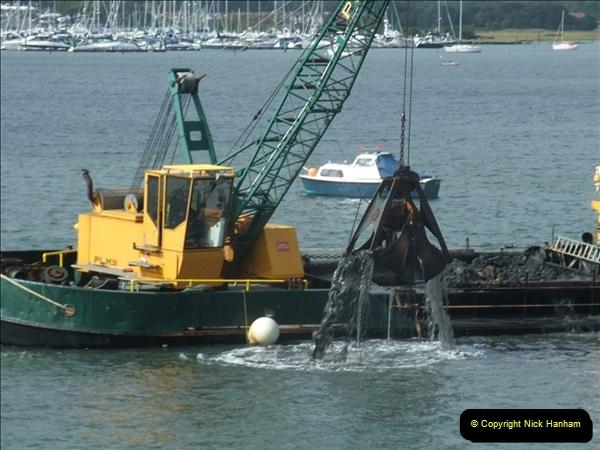 2011-09-22 Poole Harbour, Poole, Dorset.  (9)319