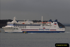 2011-02-28 The Barfleur Returns to Poole.  (11)011