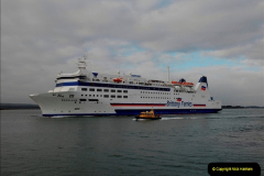 2011-02-28 The Barfleur Returns to Poole.  (15)015