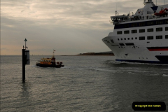 2011-02-28 The Barfleur Returns to Poole.  (20)020