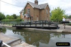 2011-08-06 The Lee Navigation, St. Margarets, Hertfordshire.  (25)221