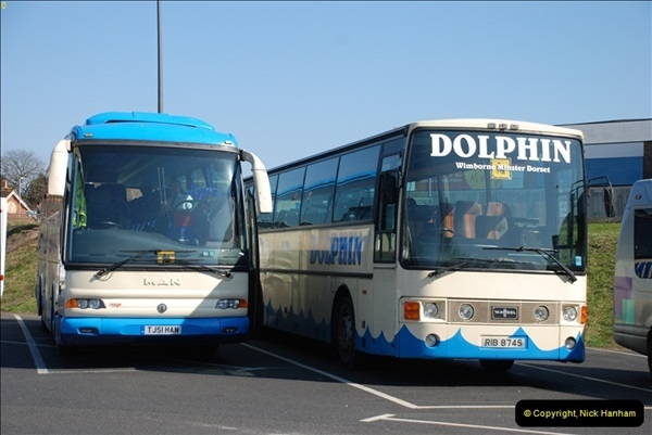 2012-03-21 Buses in Poole, Dorset.  (4)132