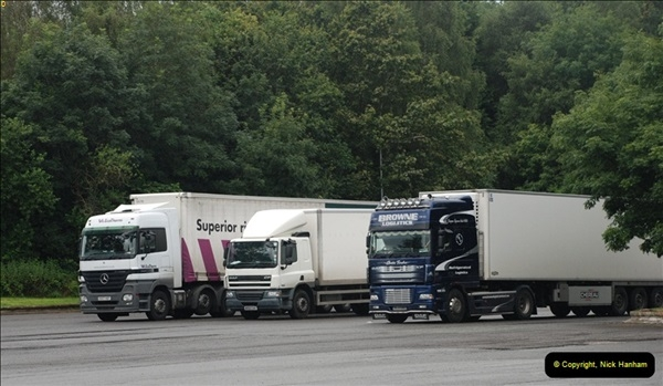 2012-08-02 Rownhams Services M27. East Bound.  (4)312