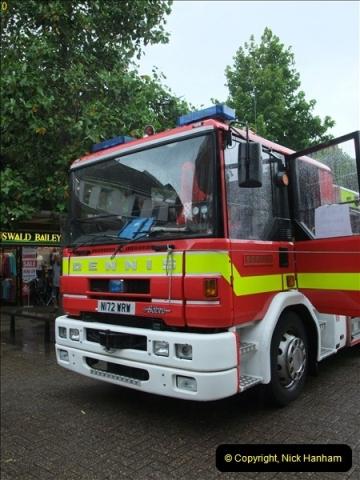 2012-08-15 Fire Department, Christchurch, Dorset.  (2)325