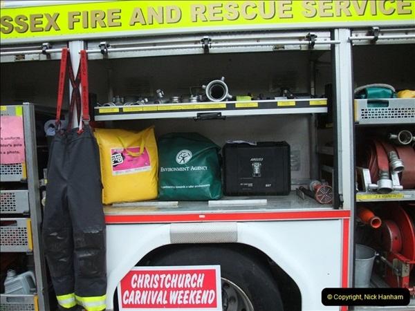 2012-08-15 Fire Department, Christchurch, Dorset.  (4)327