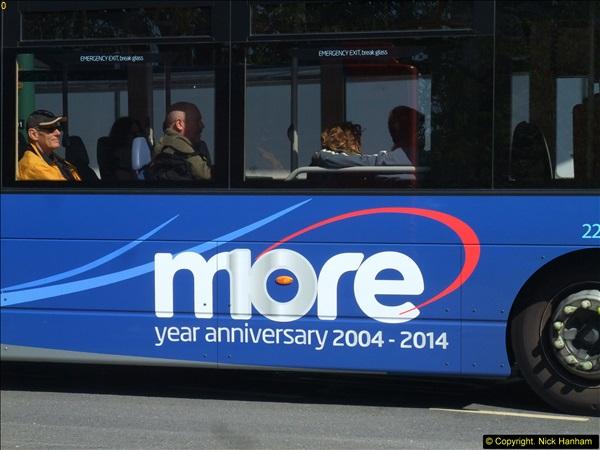 2015-04-19 Bournemouth, Dorset. (More Bus)  (2)44
