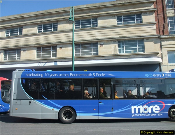 2015-04-19 Bournemouth, Dorset. (More Bus)  (3)45