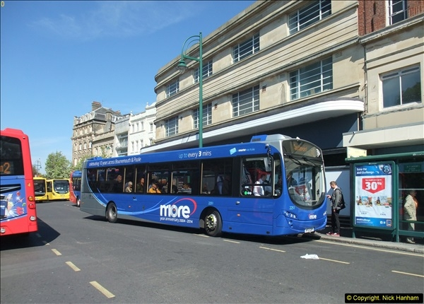 2015-04-19 Bournemouth, Dorset. (More Bus)  (1)43