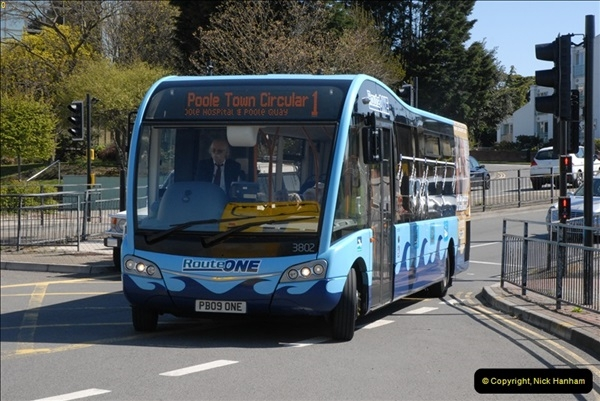 2013-05-01 Poole Bus Station, Poole, Dorset.  (16)030