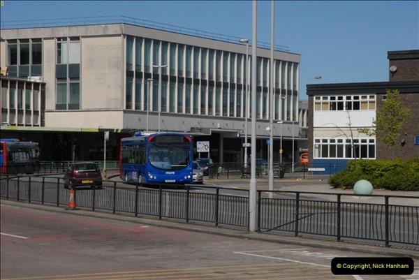 2013-05-01 Poole Bus Station, Poole, Dorset.  (20)034