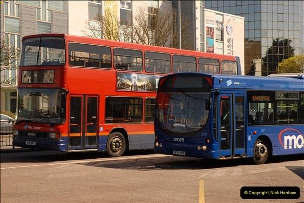 2013-05-01 Poole Bus Station, Poole, Dorset.  (2)016