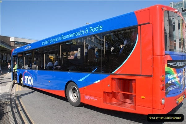 2013-05-01 Poole Bus Station, Poole, Dorset.  (28)042