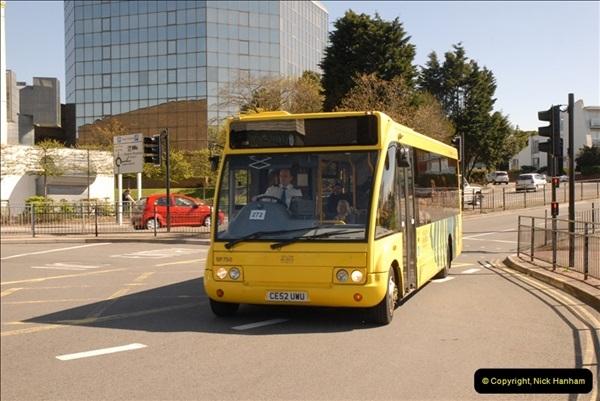 2013-05-01 Poole Bus Station, Poole, Dorset.  (5)019