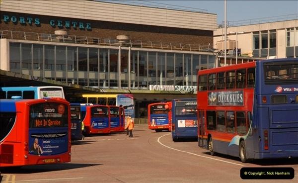 2013-05-01 Poole Bus Station, Poole, Dorset.  (6)020