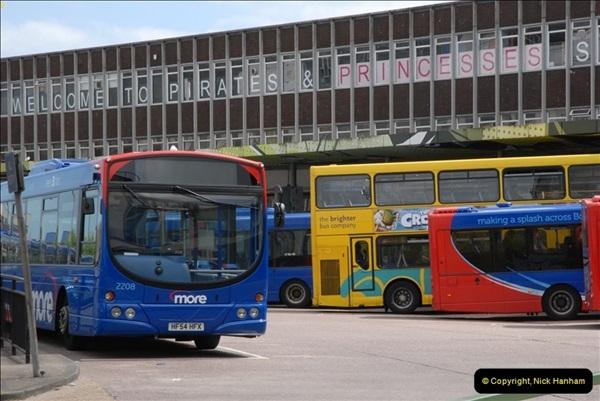 2013-05-03 Poole Bus Station, Poole, Dorset.   (33)075