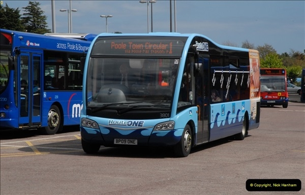 2013-05-03 Poole Bus Station, Poole, Dorset.   (45)087