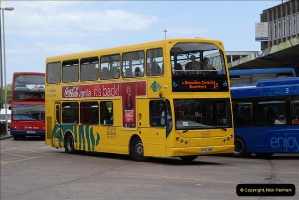 2013-05-03 Poole Bus Station, Poole, Dorset.   (56)098