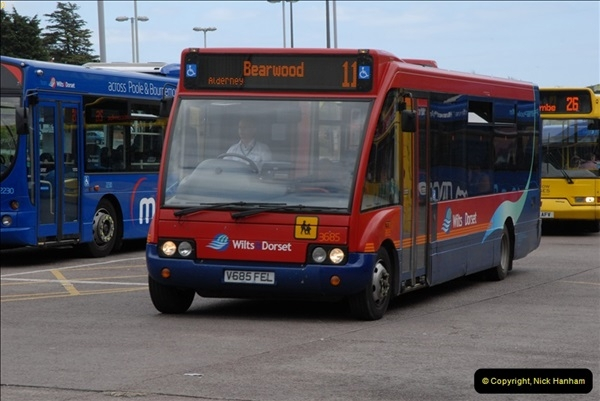 2013-05-03 Poole Bus Station, Poole, Dorset.   (62)104