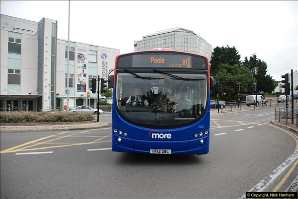 2013-08-07 Poole Bus Station, Dorset.  (16)146