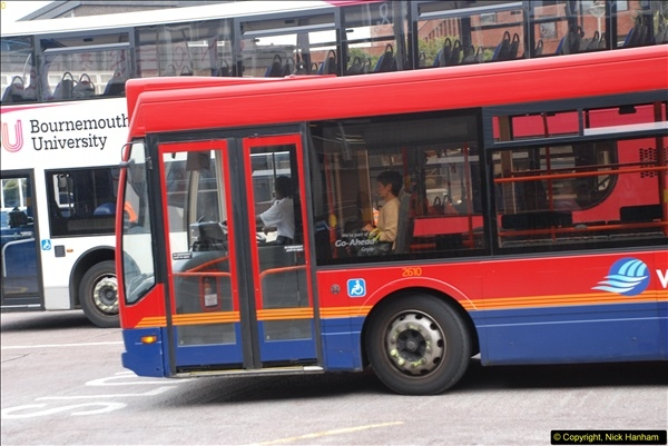 2013-08-07 Poole Bus Station, Dorset.  (18)148