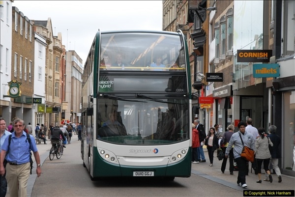 2013-08-15 Buses in Oxford, Oxfordshire. (10)159