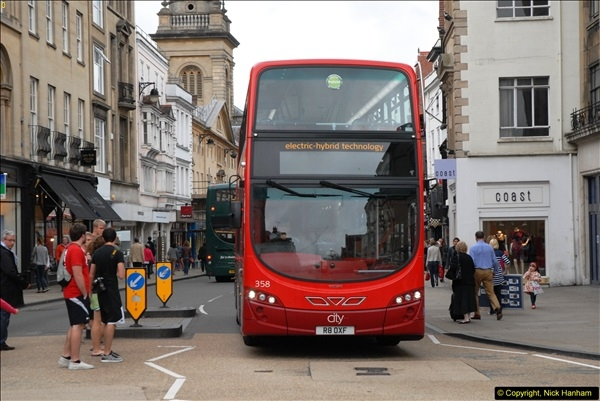 2013-08-15 Buses in Oxford, Oxfordshire. (12)161