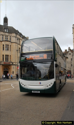 2013-08-15 Buses in Oxford, Oxfordshire. (14)163