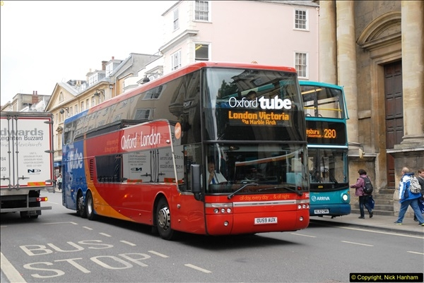 2013-08-15 Buses in Oxford, Oxfordshire. (21)170