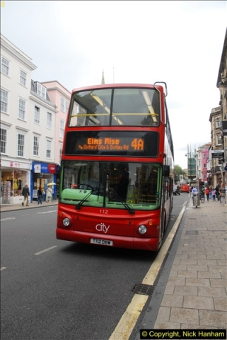 2013-08-15 Buses in Oxford, Oxfordshire. (22)171