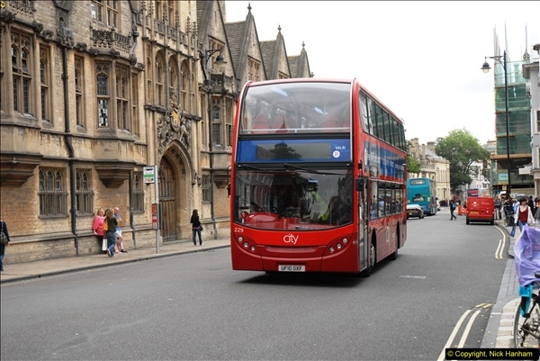 2013-08-15 Buses in Oxford, Oxfordshire. (24)173