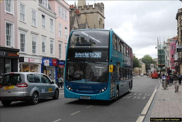 2013-08-15 Buses in Oxford, Oxfordshire. (29)178