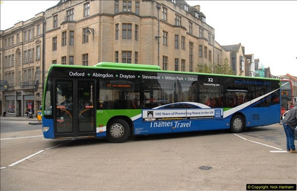2013-08-15 Buses in Oxford, Oxfordshire. (34)183