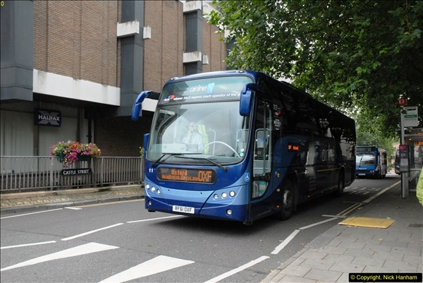 2013-08-15 Buses in Oxford, Oxfordshire. (44)193