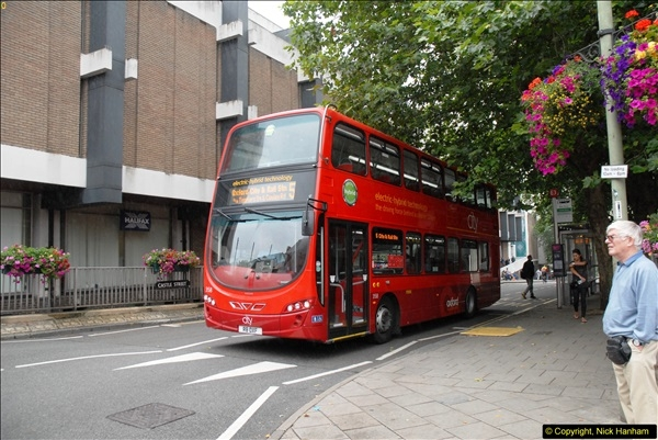 2013-08-15 Buses in Oxford, Oxfordshire. (47)196